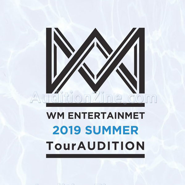 2019 WM SUMMER TOUR AUDITION