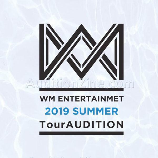 2019 WM SUMMER TOUR AUDITION