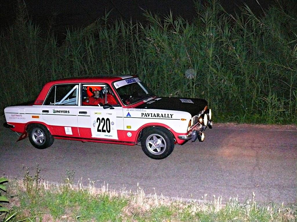 220 VERRI CARLO CARENA WALTER 4° FIAT 125 S