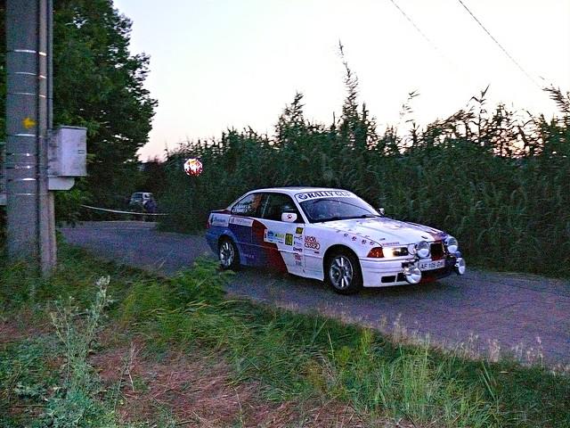139  BIGNARDI ISABELLA MIGLIORINI ELENA RS 2.0 BMW 318 IS