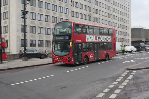 Arriva London HV44 LJ11EFP