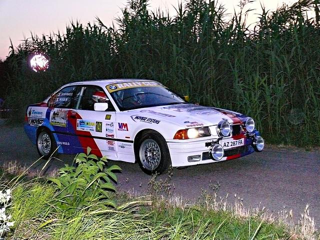 141 MUSSI MANUEL - BRUNO FRANCO STEFANO RS 2.0 BMW 318 IS VM MOTOR TEAM S.S.D.R.L