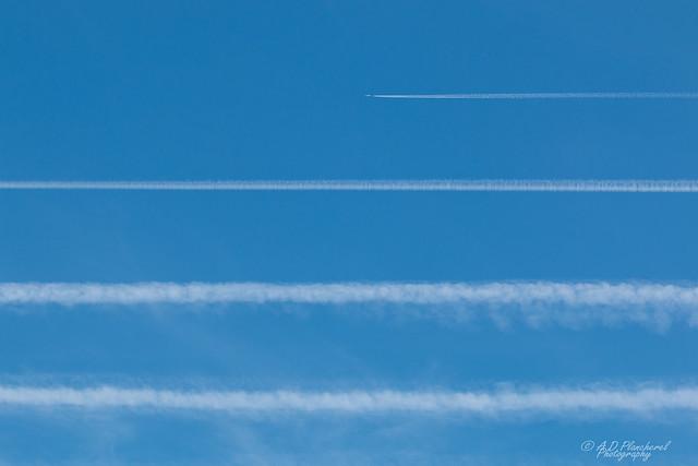 Bored pilot...or mischievous air traffic control?