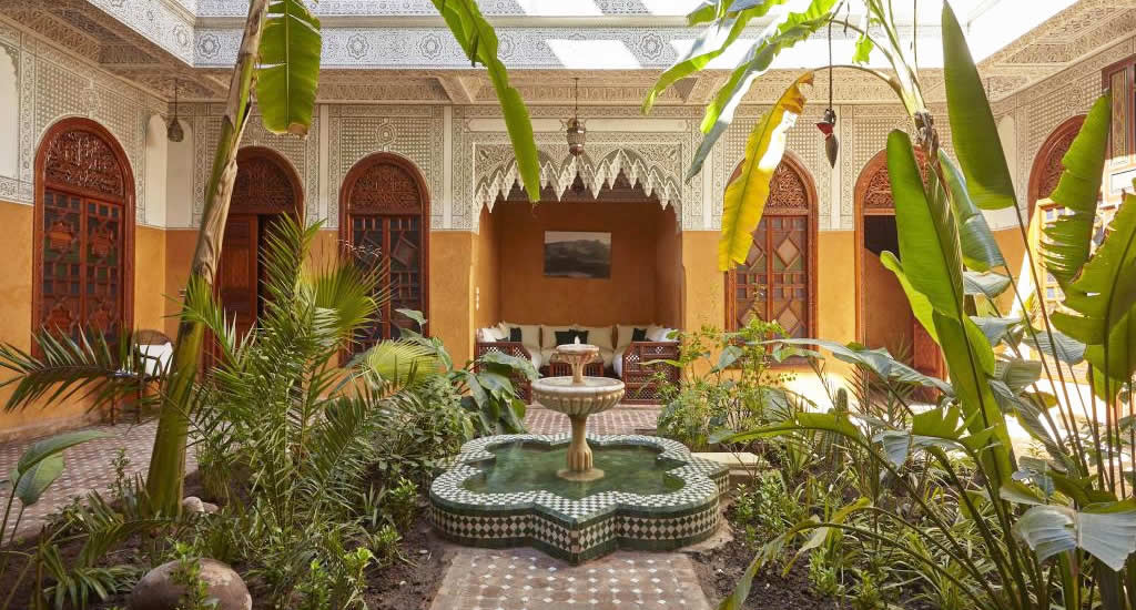 Riad Jardin Secret | Mooistestedentrips.nl