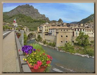 Alpes-de-Haute-Provence, Entrevaux