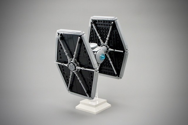 TIE Fighter Midi-scale