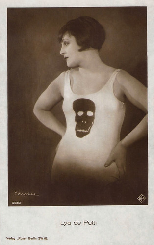 Lya de Putti in Varieté (1925)