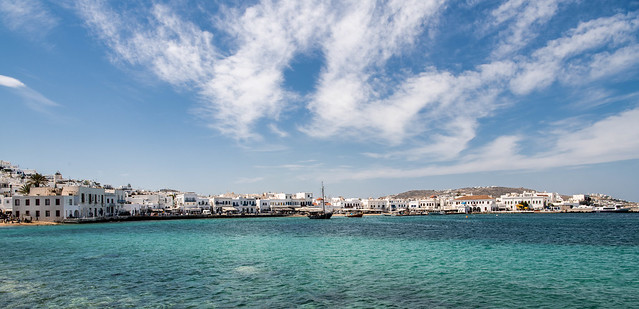 Mykonos, Old Port