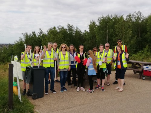 Gedling junior parkrun.  7 Jul 19.