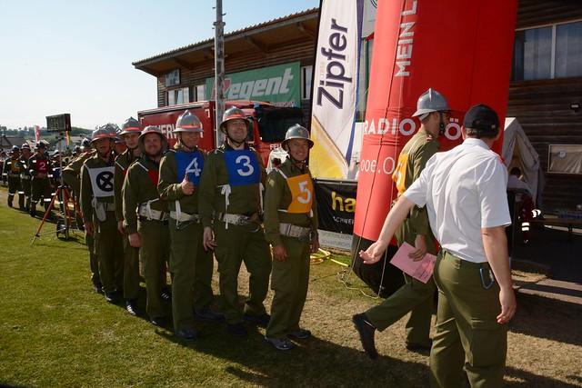 Landes-Feuerwehrleistungsbewerb in Frankenburg  04. - 06. 2019