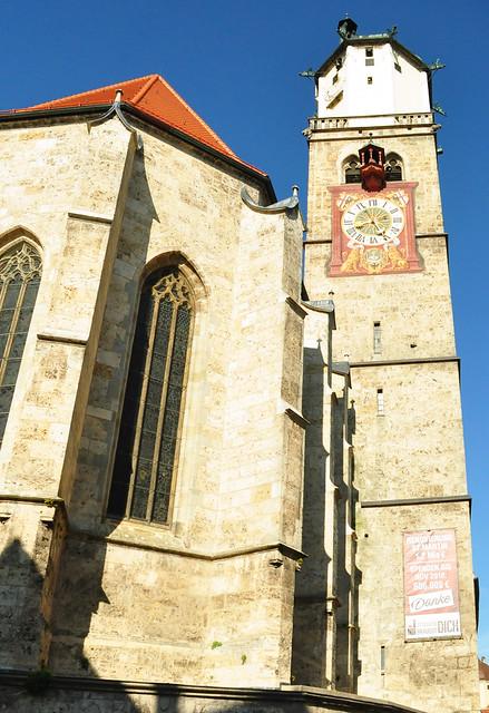 6. Juli 2019 ... Memmingen, Bayrisch-Schwaben, Unterallgäu, Stadt der Türme, Tore und historischen Baudenkmäler ... Fotos: Brigitte Stolle