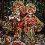 ISKCON Narasaraopet Deity Darshan 07 July 2019