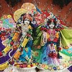 ISKCON Rajkot Deity Darshan 07 July 2019