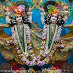 ISKCON Vrindavan Deity Darshan 07 July 2019