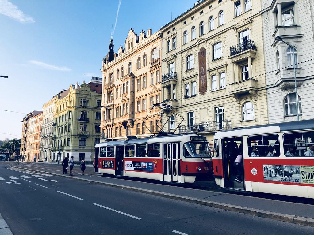 SKODA MUSEUM to Prague