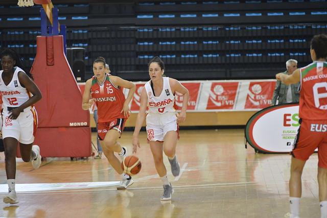 07/07/2019 Torneo Ciudad de Barakaldo: España-Euskadi (Final)