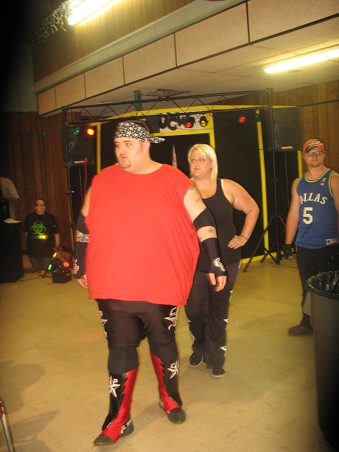 UCW SURVIVAL OF THE FITTEST 2009 - UNIONTOWN, PA (2)