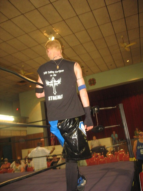 UCW SURVIVAL OF THE FITTEST 2009 - UNIONTOWN, PA (1)