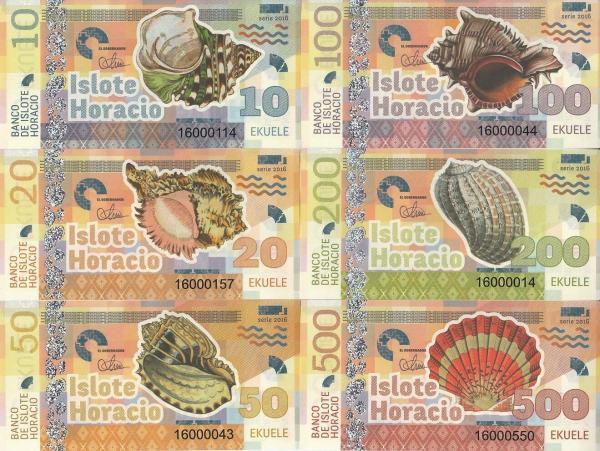 Islote Horacio 10-500 Ekuele 2016