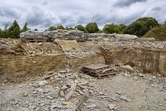 Lubjakivimurd / Limestone quarry