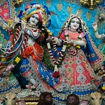 ISKCON Chowpatty Deity Darshan 07 July 2019
