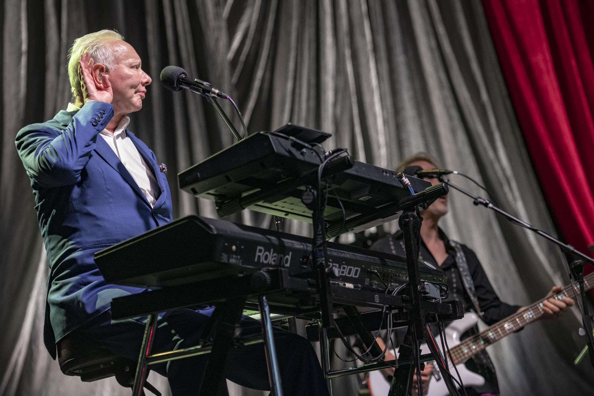 Joe Jackson @ cactusfestival 2019 (Nick De Baerdemaeker)
