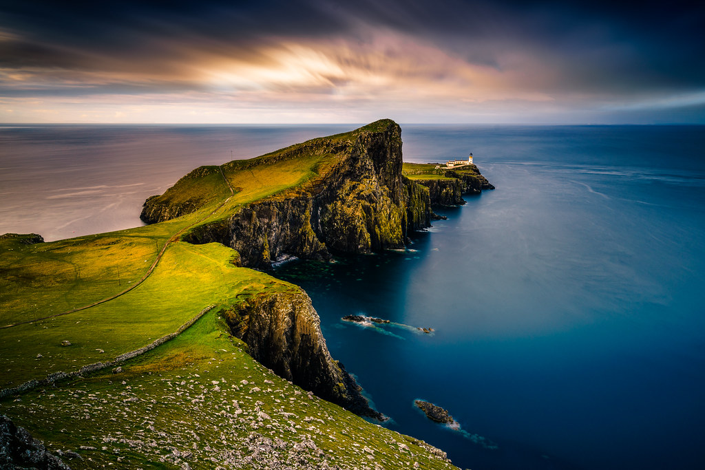 Neist Point Lighthouse I