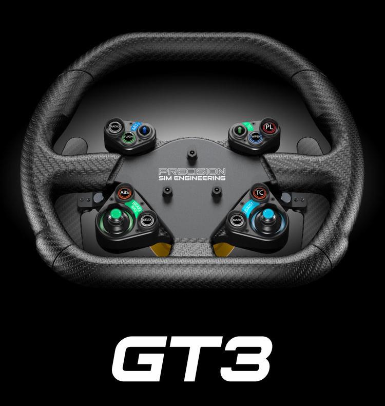 PSR GT3 Wheel