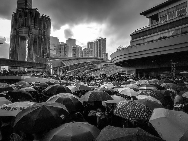 20190707 Hong Kong anti-extradition bill protest