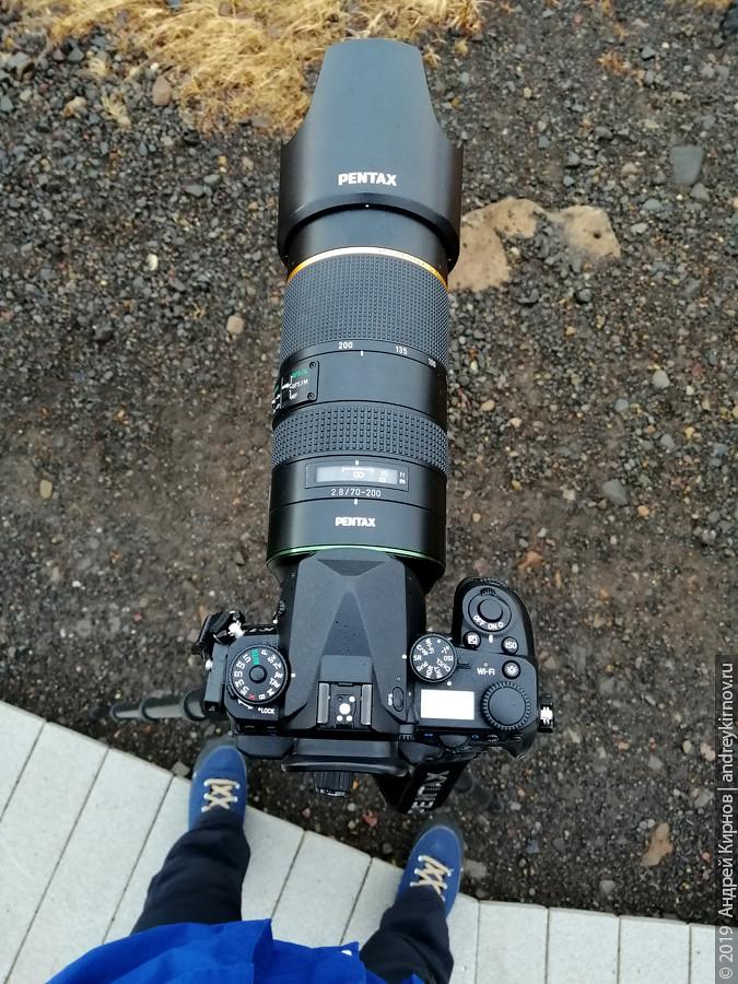 Pentax-D FA* 70-200mm F2.8 отзывы
