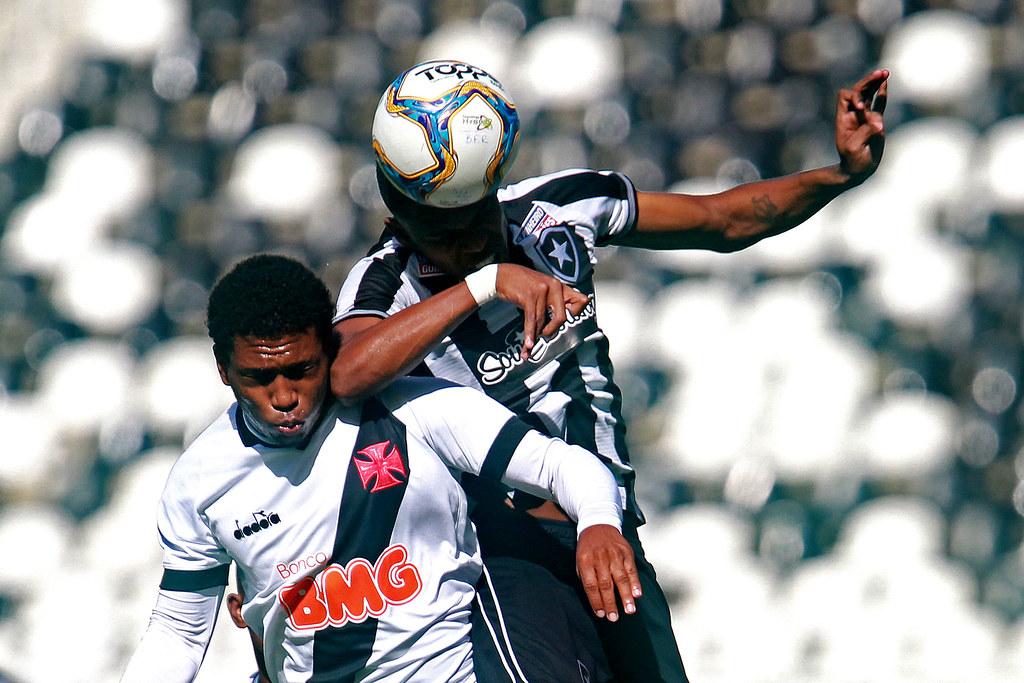 Botafogo x Vasco, Sub 20 - 07/07/2019