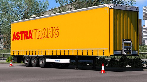 [ETS2] ASTRA TRANS skin for Krone Megaliner by Sogard3 | by TheNuvolari