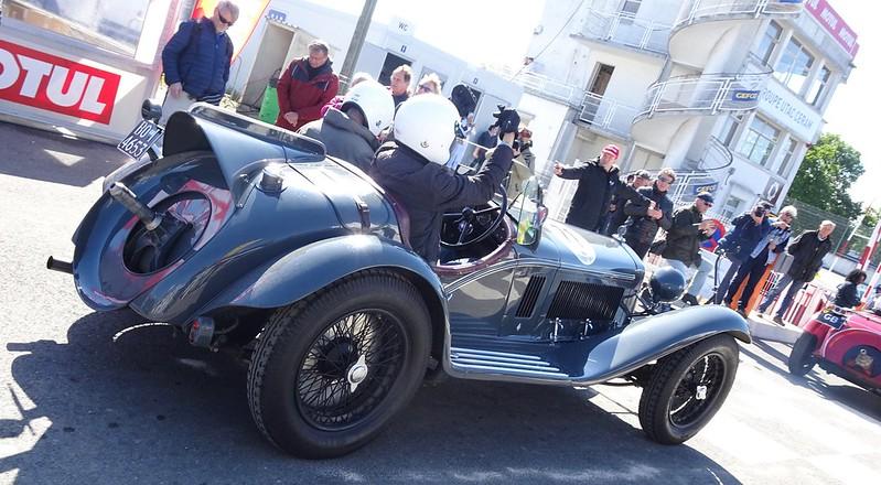Alfa Romeo 2300/8C Spider Touring 1934 N°2311229 / BOI4653  48222031161_b46339a5fb_c