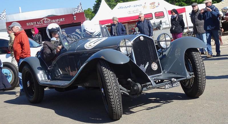 Alfa Romeo 2300/8C Spider Touring 1934 N°2311229 / BOI4653  48222087132_42baa18b34_c