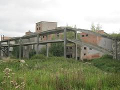 Kunagine fosforiidikonveieri galerii / Former phosphate rock conveyor