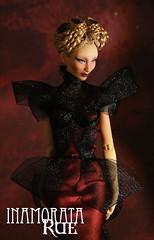 Inamorata Rue - Dressed OOAK Doll