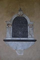 Barton memorial, 1726