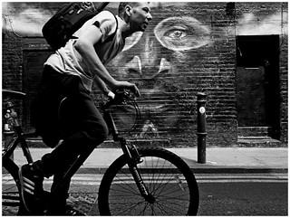 Watching the Bike