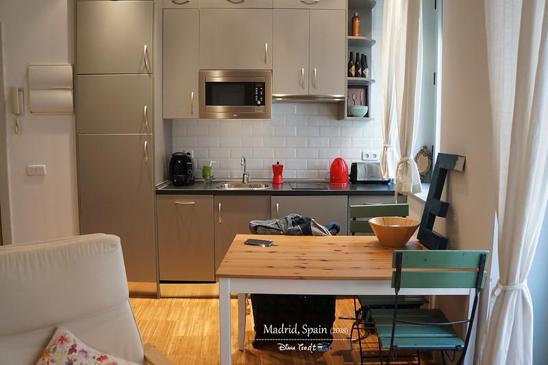 2018 Spain Madrid Apartamentos Moratín Las Letras 2