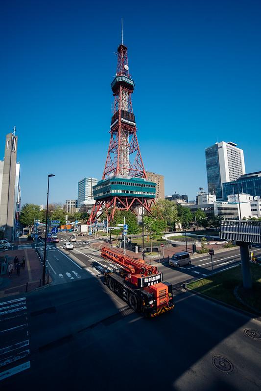大通電視塔|札幌