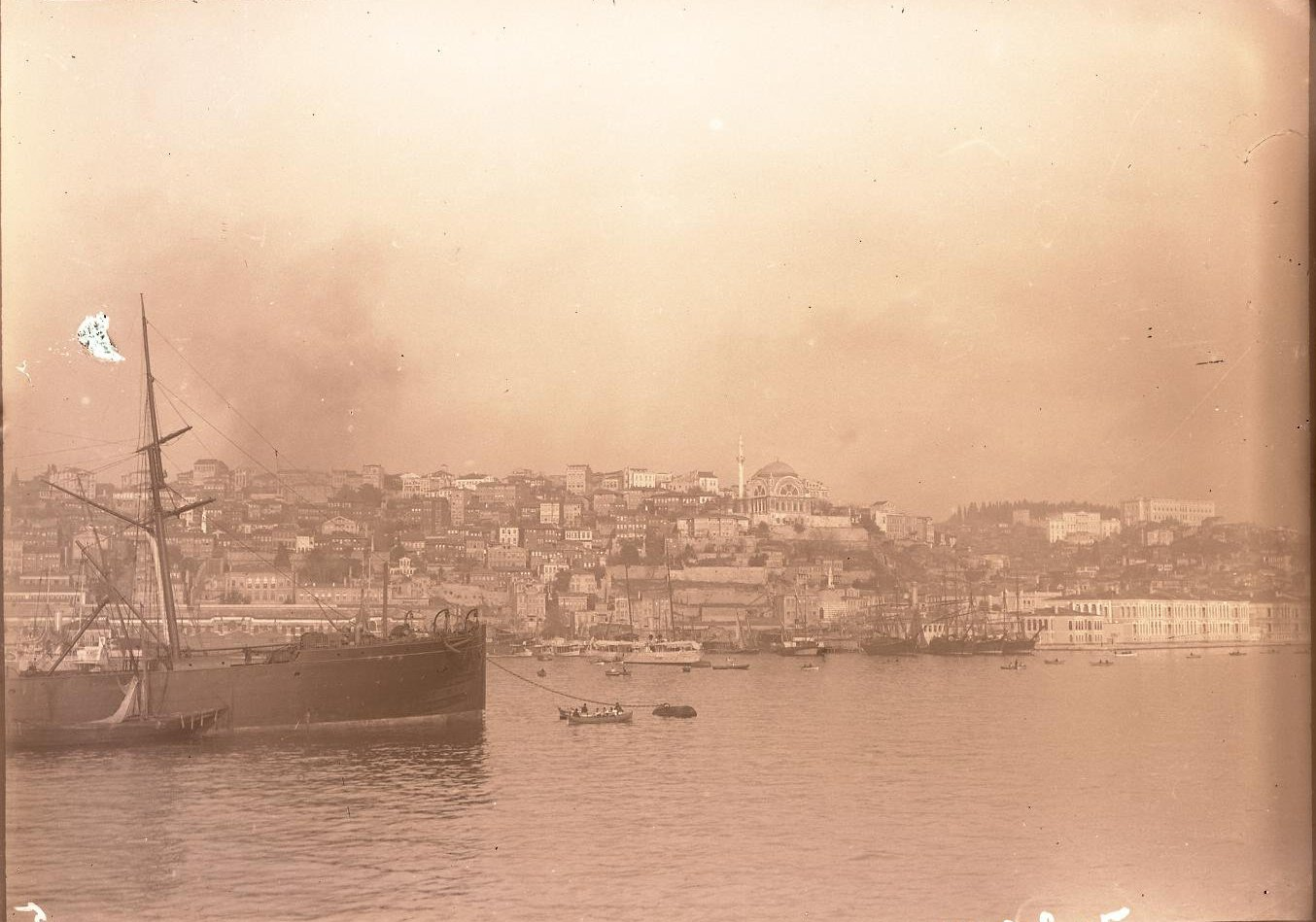 06. Турция. Вид на Константинополь