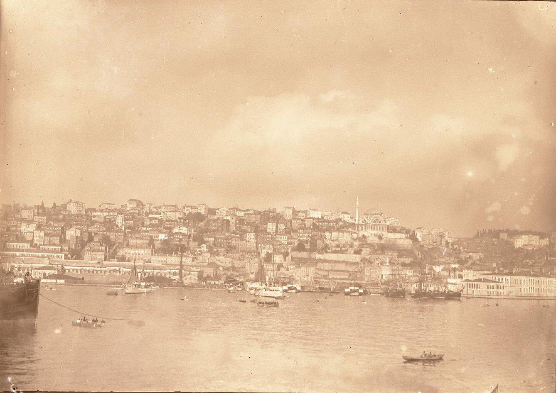 05. Турция. Вид на Константинополь.