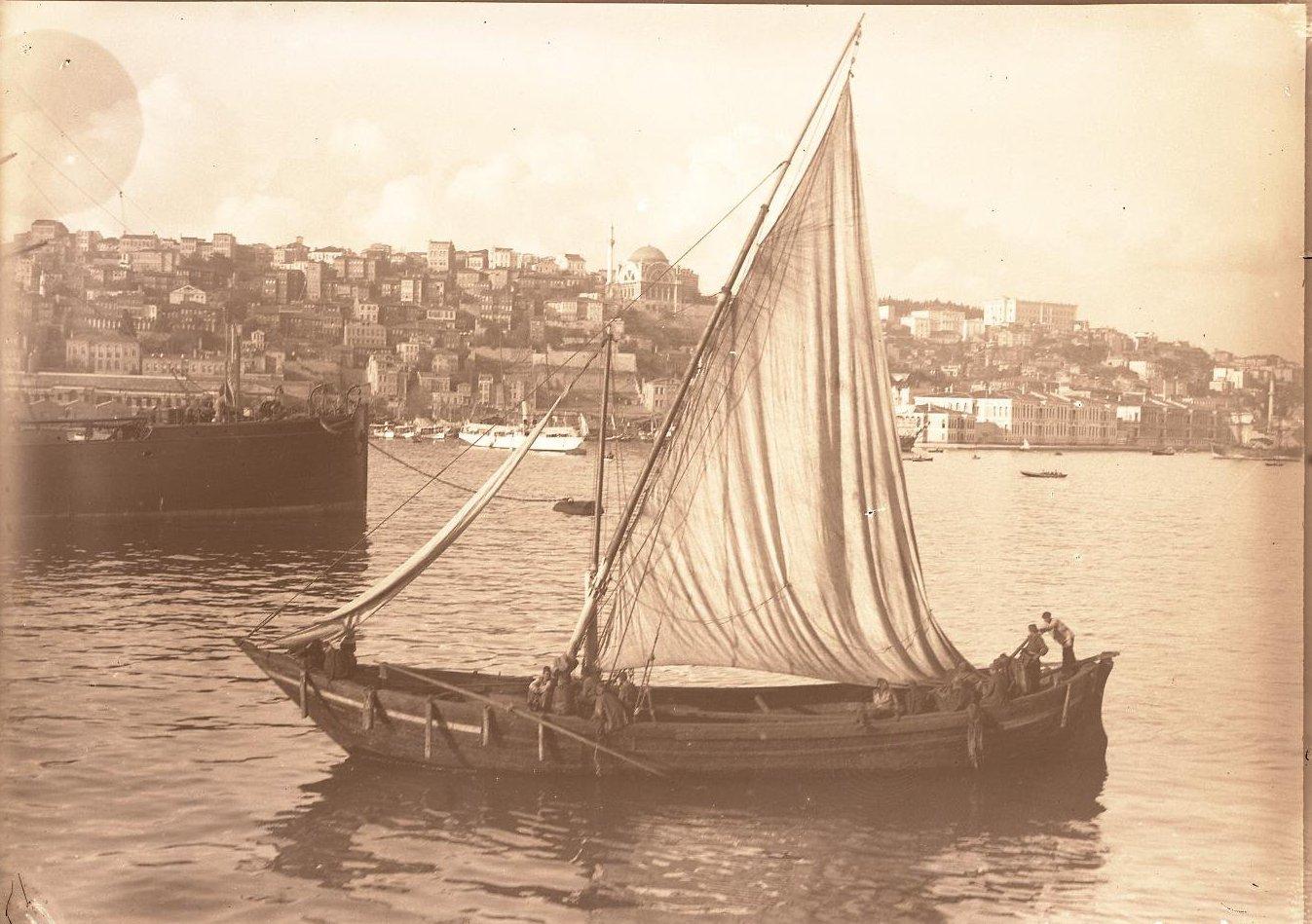 07. Турция. Вид на Константинополь