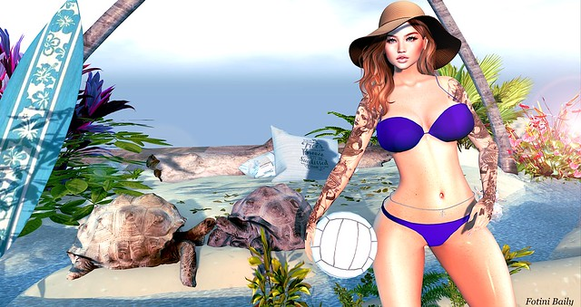 Beach Day ^^