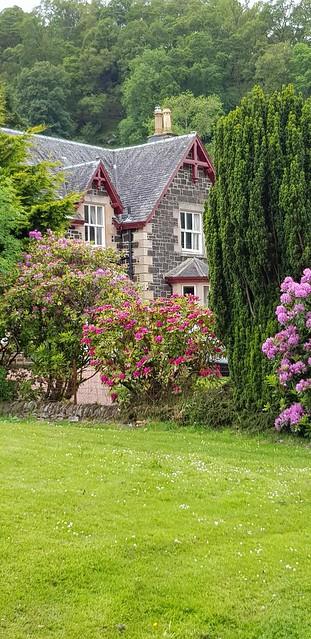 Kilin Scotland a very pretty cottage