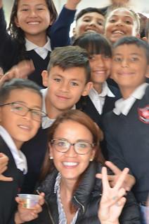 Iniciativa de Evaluación de Impacto: Taller Bogotá 2019 - Visita Colegio San Ignacio