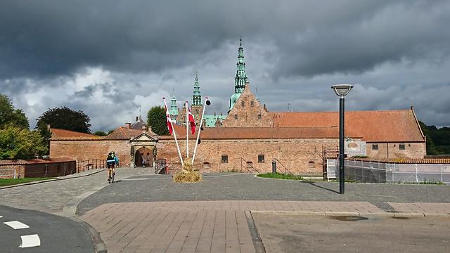 Entrance, Frederiksborg Castle