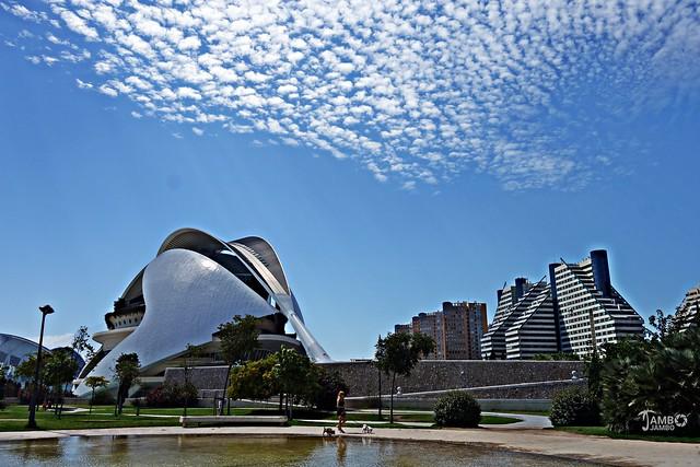 Valencia, Città delle Arti e delle Scienze