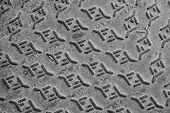 Manhole Texture