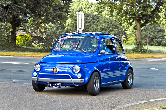 FIAT-Abarth 595 Replica 1971 (8734)